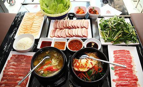 汉釜宫韩式烤肉加盟优势