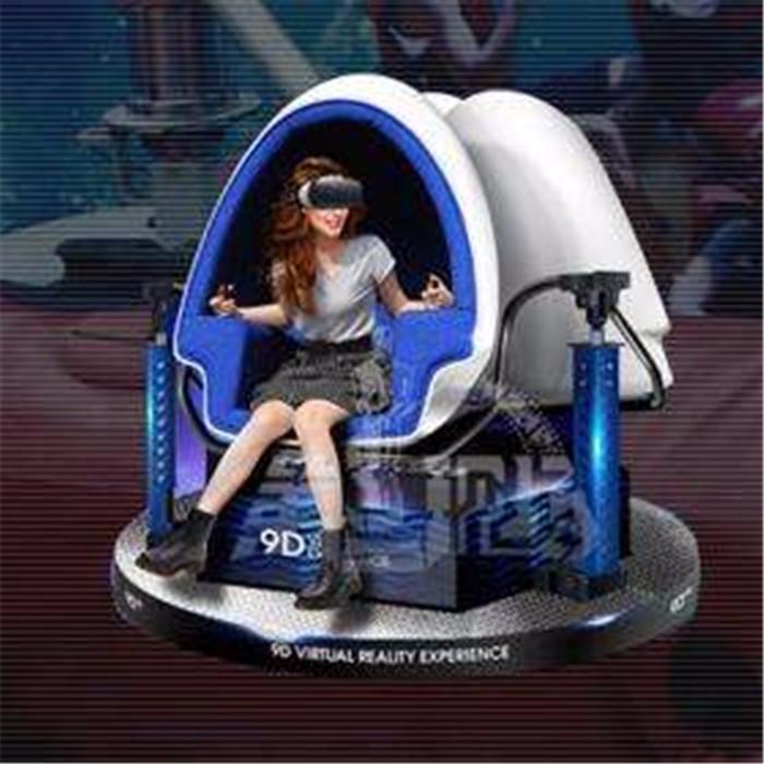拓普互动VR主题乐园