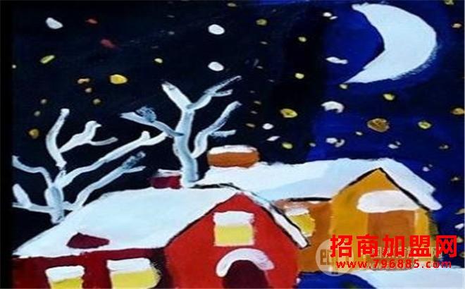 东方神画美术教育