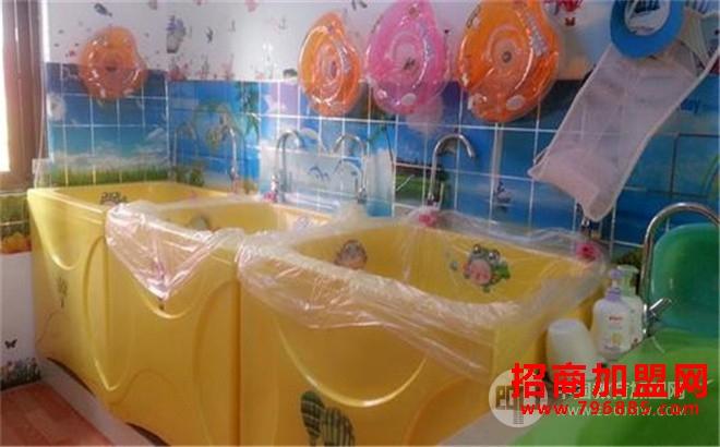 泳趣婴幼儿游泳馆