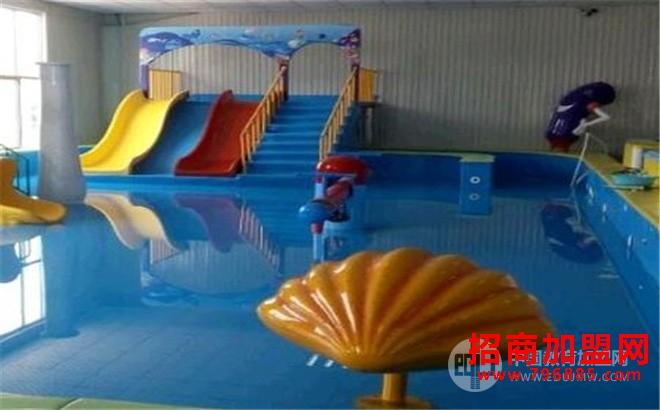 哈皮小鱼婴幼儿游泳馆