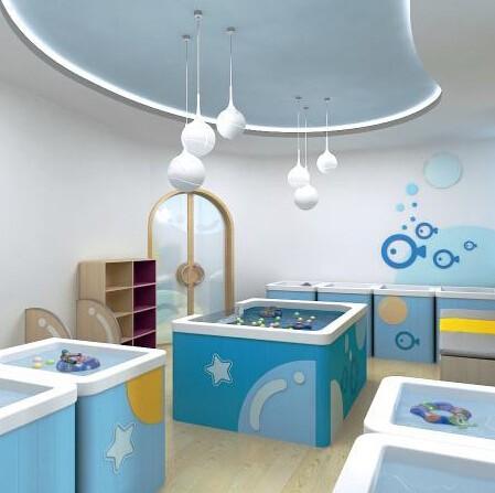 芽呗婴儿游泳馆