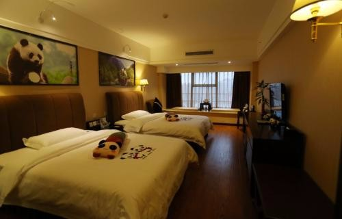 熊猫王子主题酒店