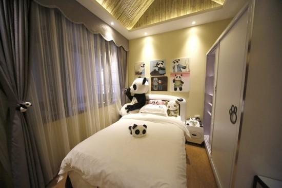熊猫王子主题酒店加盟优势