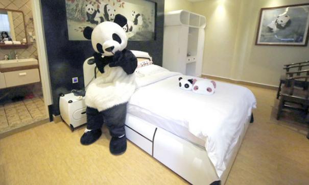 熊猫王子主题酒店加盟条件