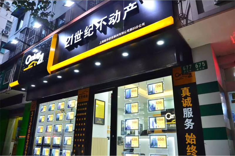 21世纪中国不动产
